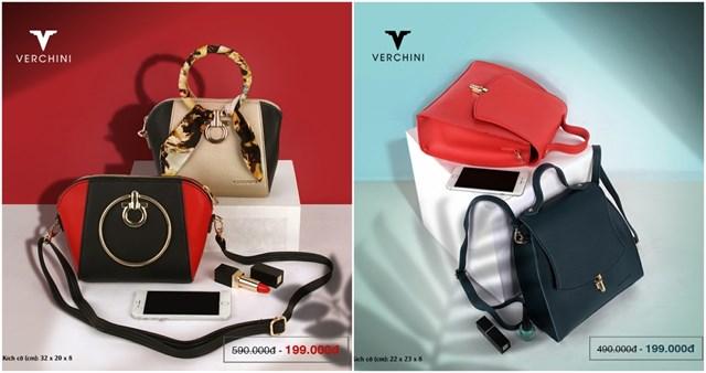 Lý do tại sao bạn nên chọn mua túi xách thời trang Verchini? thumbnail